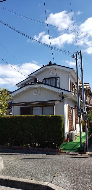 赤穂市 外壁塗装工事