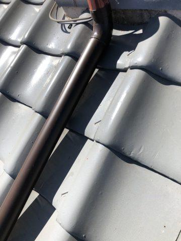 高砂市 樋の補修