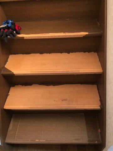 パナソニック リフォーム階段 姫路