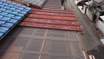 屋根塗装前 姫路市