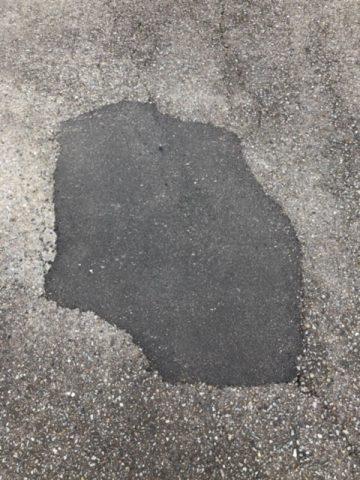 姫路市 アスファルト補修工事
