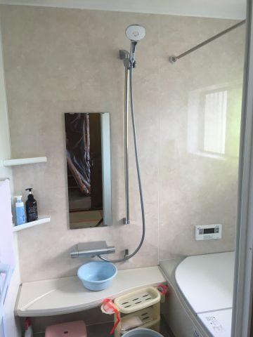 姫路市 浴室工事