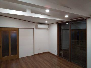 姫路市 窓を交換してのリビング改装工事