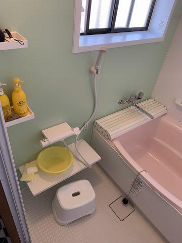 姫路市 浴室改修工事