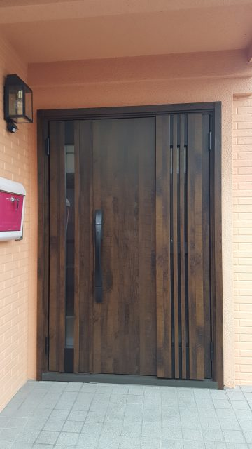赤穂市 玄関がかわりました!