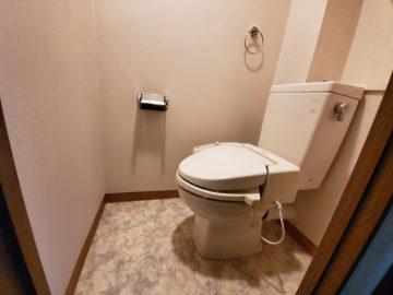 トイレ工事(マンション)