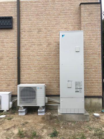 姫路市 急に故障した電気温水器