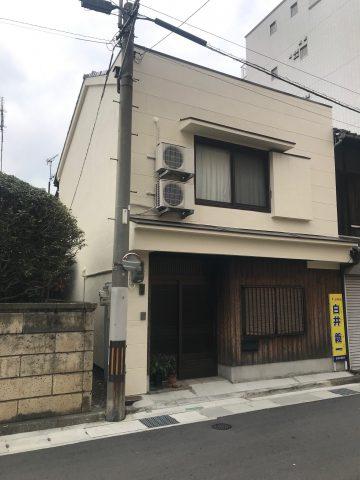 姫路市 ひび割れが大きくなってきた外壁の塗装