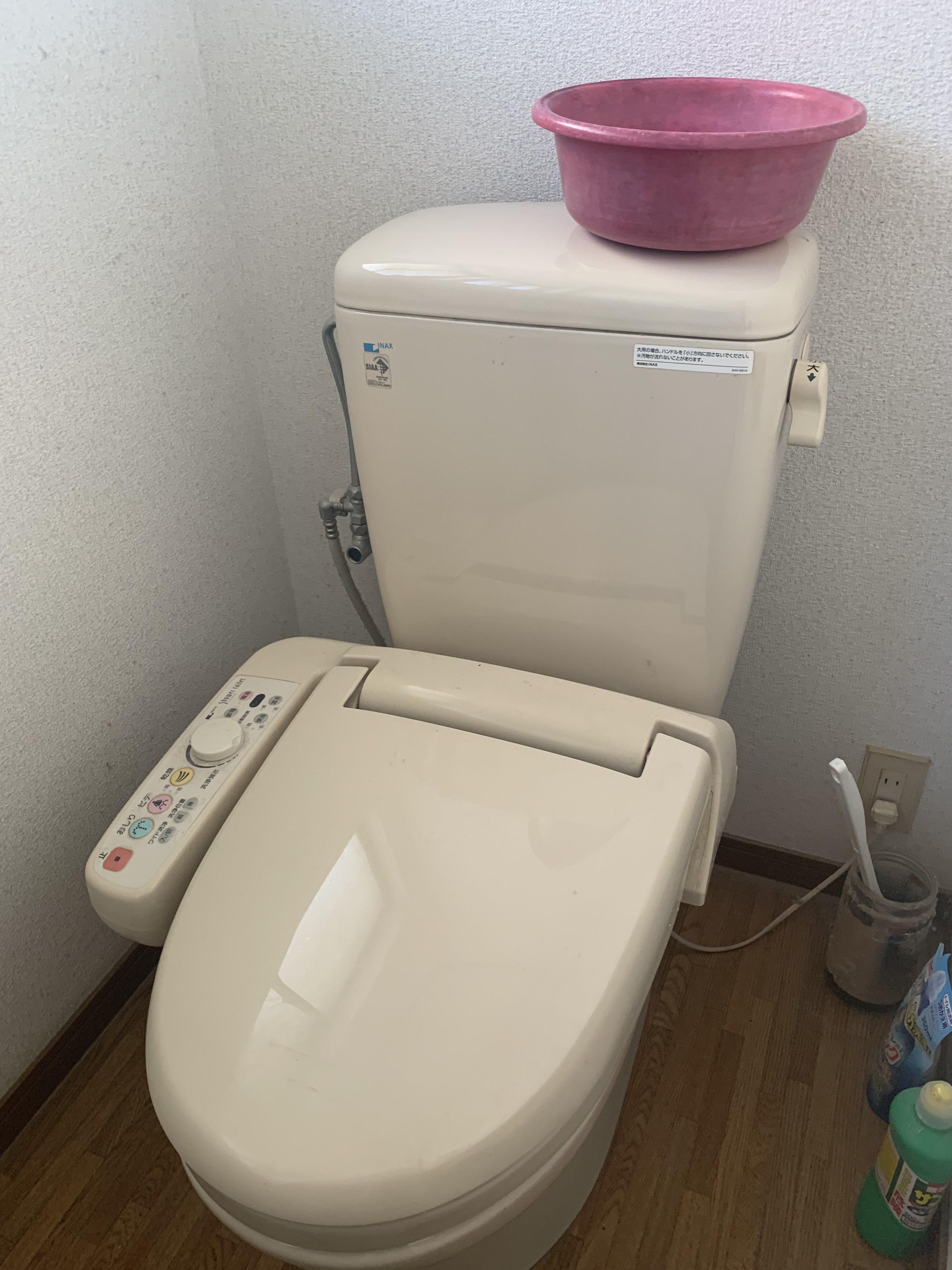 太子町 トイレタンク取替え