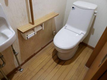 トイレ水漏れ 姫路