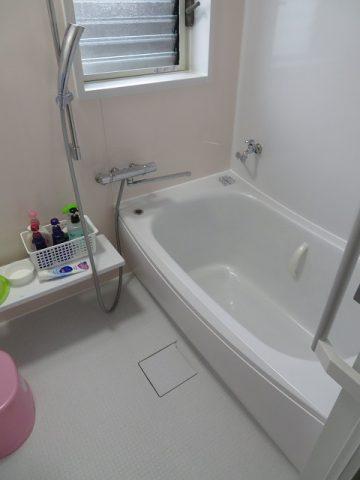 浴室施工後④