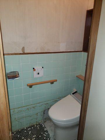 既設トイレ2