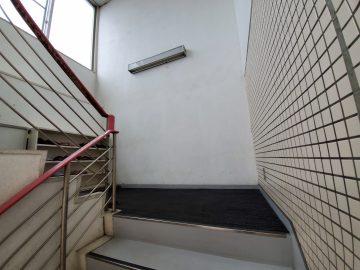 外部階段手すり
