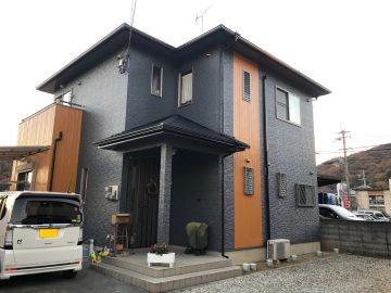 姫路市 外壁塗装工事