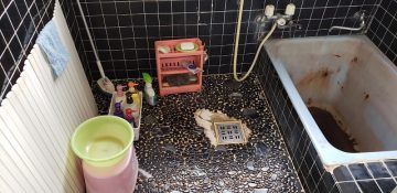 a浴室施工前④