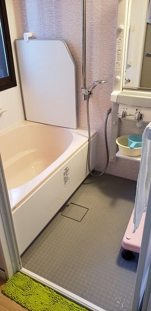 赤穂市 浴室を綺麗で安全に