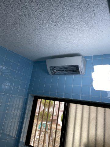 暖房機取付工事