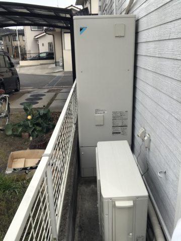 姫路市 お湯はりができなかったエコキュート