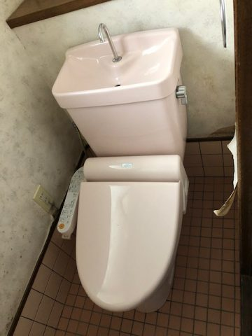 トイレリフォーム 姫路