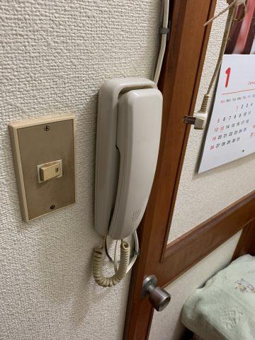 姫路市 インターフォン工事