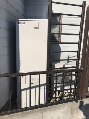 姫路市 突然お湯が出なくなった電気温水器