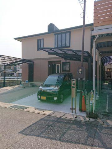 姫路市 駐車場拡張工事