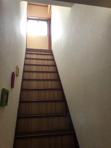 階段手すり 工事 相生