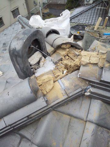 屋根工事 雨漏り 姫路
