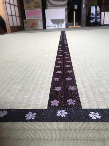 姫路市 初夏の香りの畳