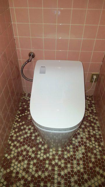赤穂市 トイレがスッキリしました!