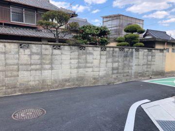 ブロック塀 助成金 姫路