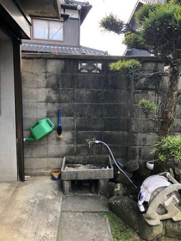 ブロック塀撤去 姫路