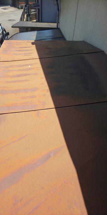 庇塗装 姫路