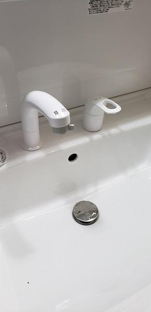 洗面台水栓2
