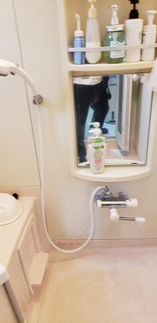 風呂水栓2