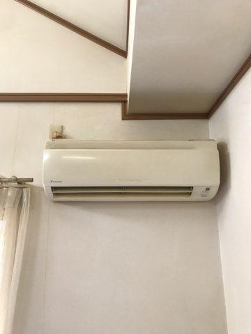 既設エアコン