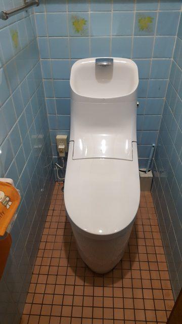 相生市 トイレの漏水が気になって!