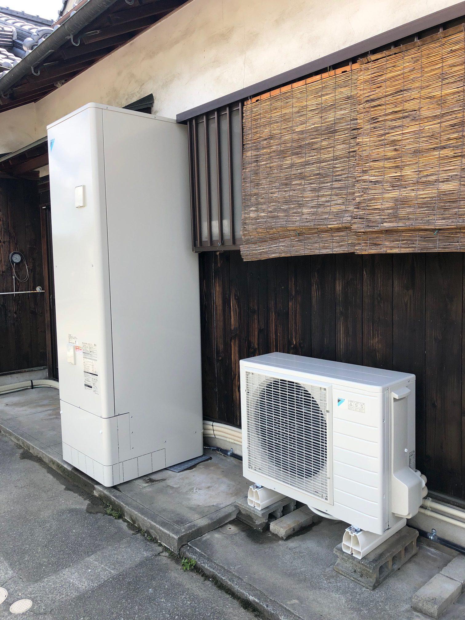 姫路市 オール電化工事
