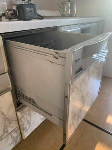 姫路市 食洗器を収納へ