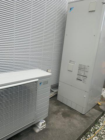 姫路市 エコキュート取替工事