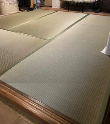 姫路市 畳の表替え