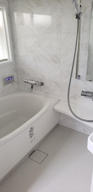 赤穂市 浴室改修工事