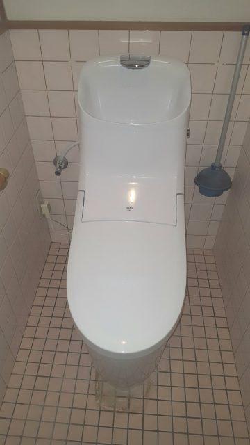 赤穂市 スマートになったトイレ!