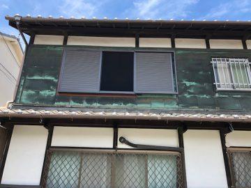 姫路市 木製の窓からアルミ製の窓へ