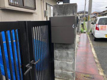 姫路市 ポスト取替