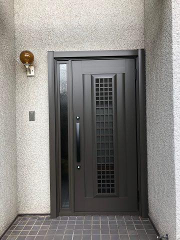 加古川市 玄関ドアリフォーム