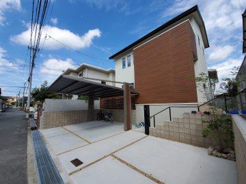 姫路市 新築外構工事