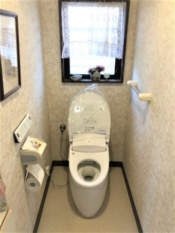 姫路市 トイレ入替え工事