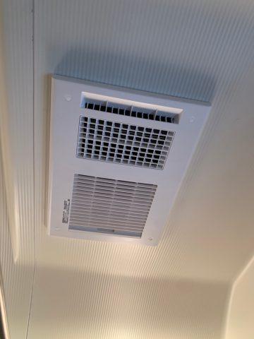 揖保郡太子町 浴室換気乾燥暖房機取替