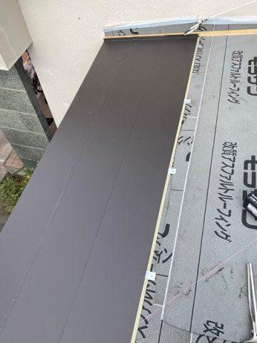 屋根板金施工1